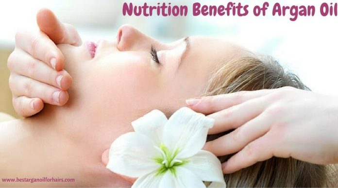 Nutrition Benefits of Argan Oil