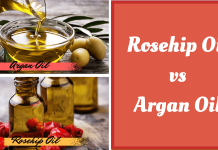 Rosehip Oil vs Argan Oil