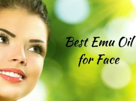 Best Emu Oil for Face