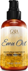 Gaia Purity Natural Emu Oil for Skin