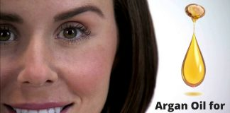 Argan Oil for Eyes