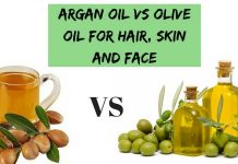 Argan oil vs olive oil
